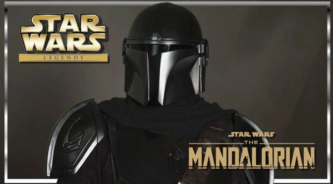 Star Wars Legends in The Mandalorian