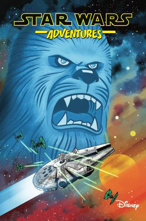 Star Wars Adventures Vol 11