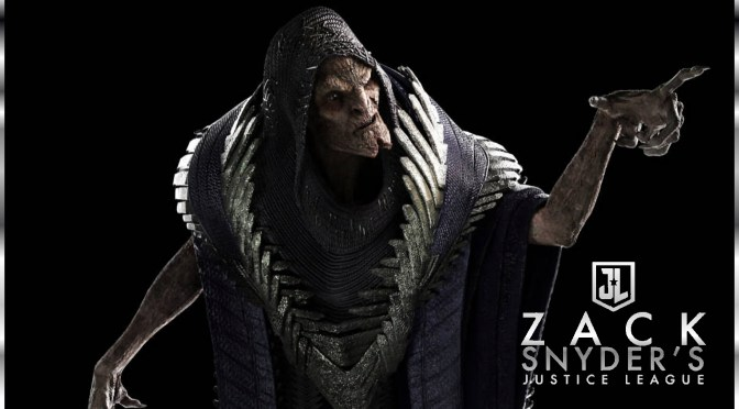 The Snyder Cut | DeSaad Statue From Weta Workshop
