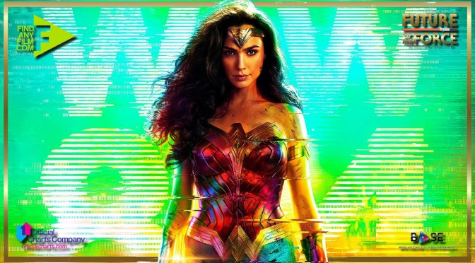 OFFICIAL FILM CHART - WW84 REIGNS