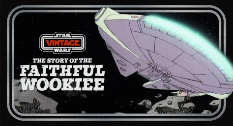 The Story Of The Faithful Wookiee - Disney Plus