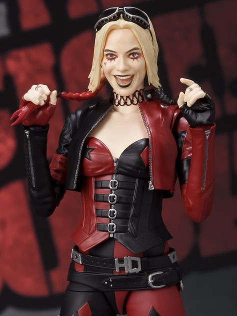 S.H. Figuarts Harley Quinn