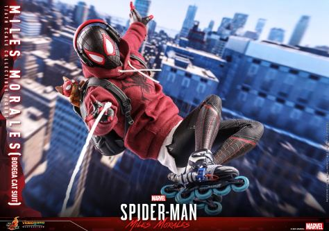 Hot Toys Spider-Man Miles Morales