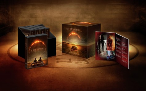 sUPERNATURAL tHE cOMPLETE sERIES