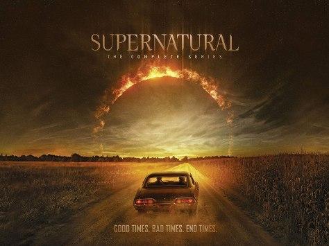 Supernatural The Complete Boxset