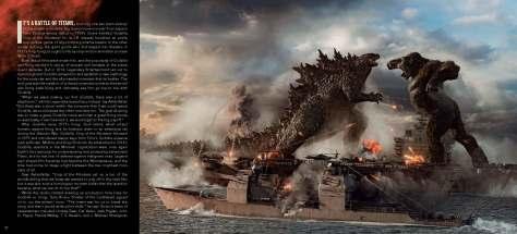 The Art of Godzilla vs Kong