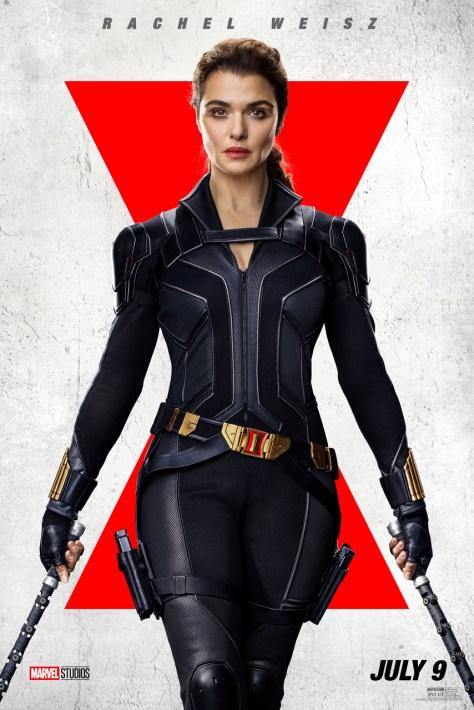 Rachel Weisz Character Poster