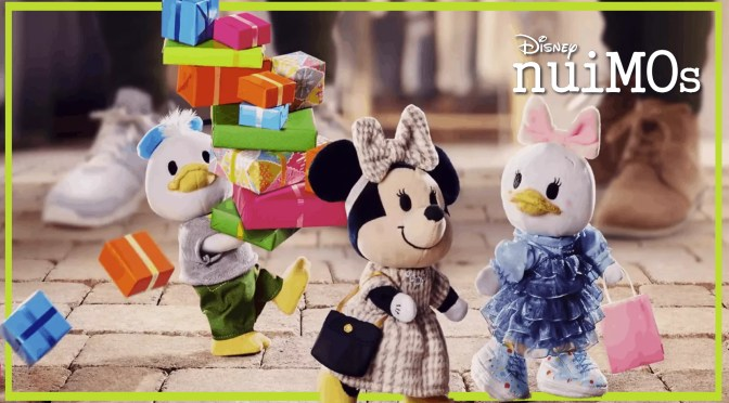 Disney nuiMOs May Collection