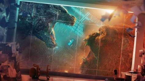 Godzilla vs Kong Wallpaper