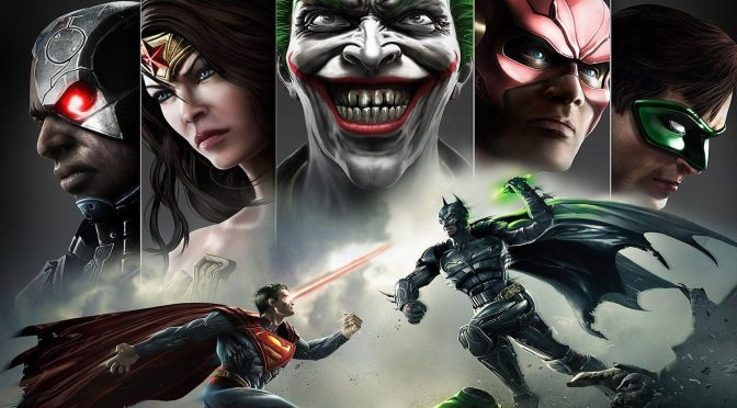 Injustice Gods Among Us Movie Coming From Warner Bros. Animation