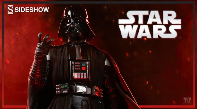 First Look | Star Wars Darth Vader Premium Format Figure