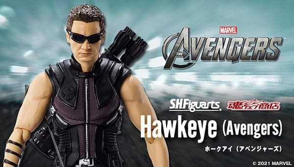 First Look | S.H. Figuarts Announces New Marvel Figure!