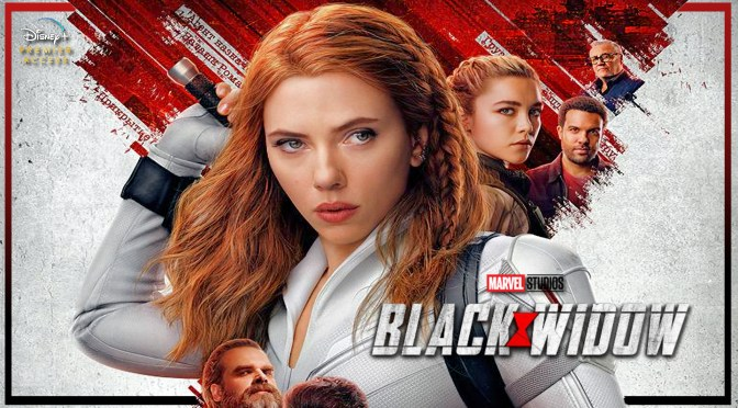 Marvel Reveals A New Poster For Black Widow