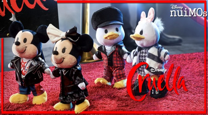 The Disney nuiMOs June Collection Is Here!