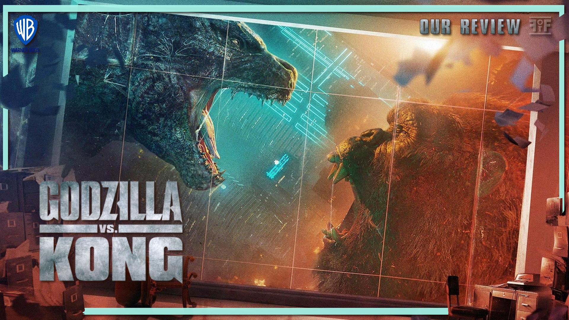 Review Godzilla vs Kong