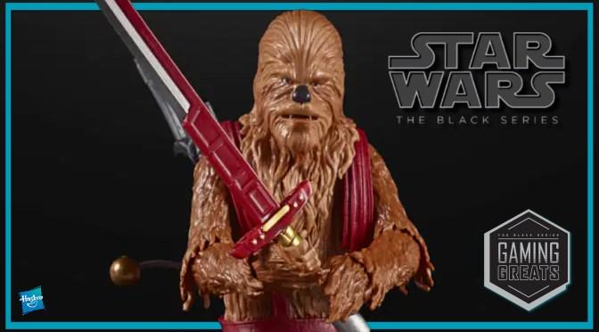 Star Wars The Black Series | Gaming Greats Zaalbar