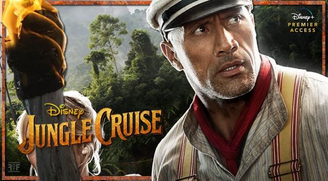 New Jungle Cruise Trailer | Meet Skipper Frank