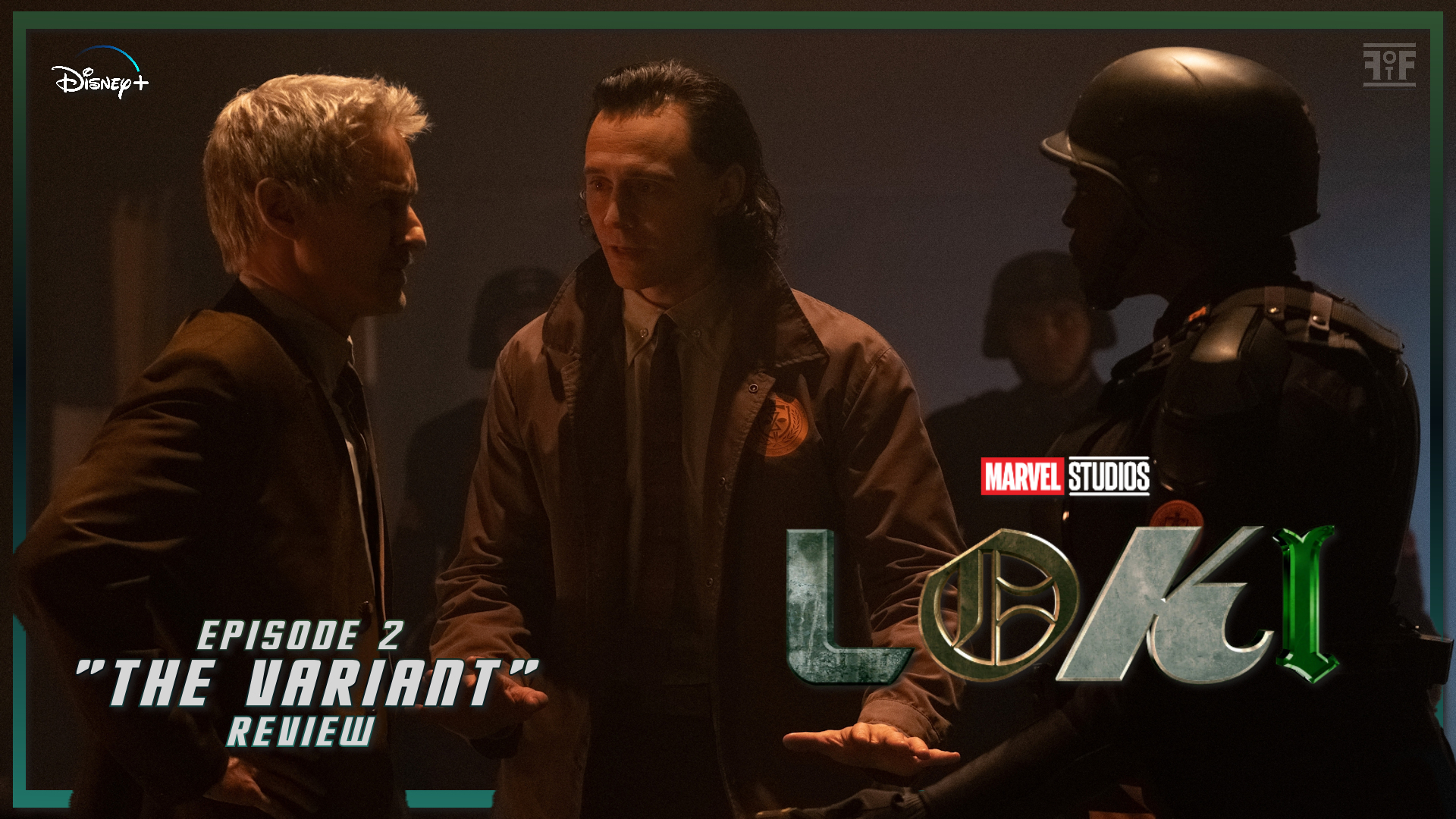 Review | Loki (Episode 2: The Variant)