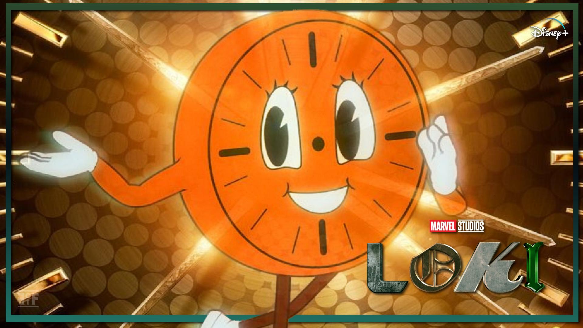 Marvel Studios' Loki | Miss Minutes Character Poster