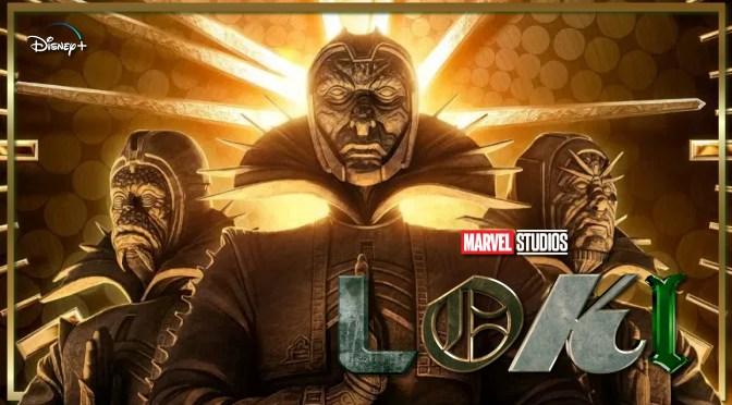 Marvel Studios' Loki | The Time Keepers Character Poster
