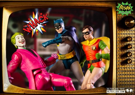 McFarlane Batman The Classic Series