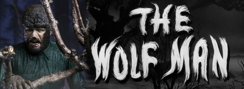 NECA Wolf Man Preview