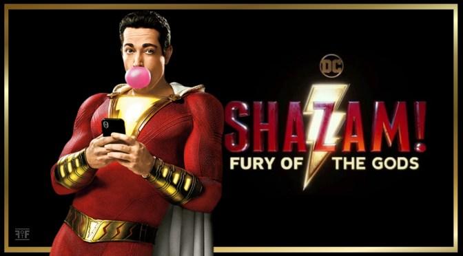 Shazam: Fury Of The Gods | New Suit Unveiled!