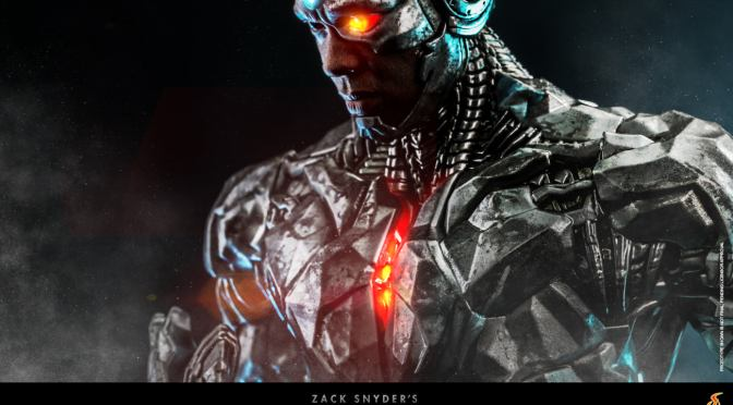 First Look | Hot Toys Teases Cyborg (Zack Snyder's Justice League)