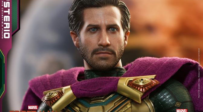 First Look | Hot Toys Updates Mysterio Figure