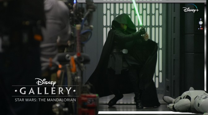 A Special Episode Of Disney Gallery: The Mandalorian Releases This August