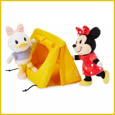 Disney Store nuiMOs Small Soft Toy Tent Accessory