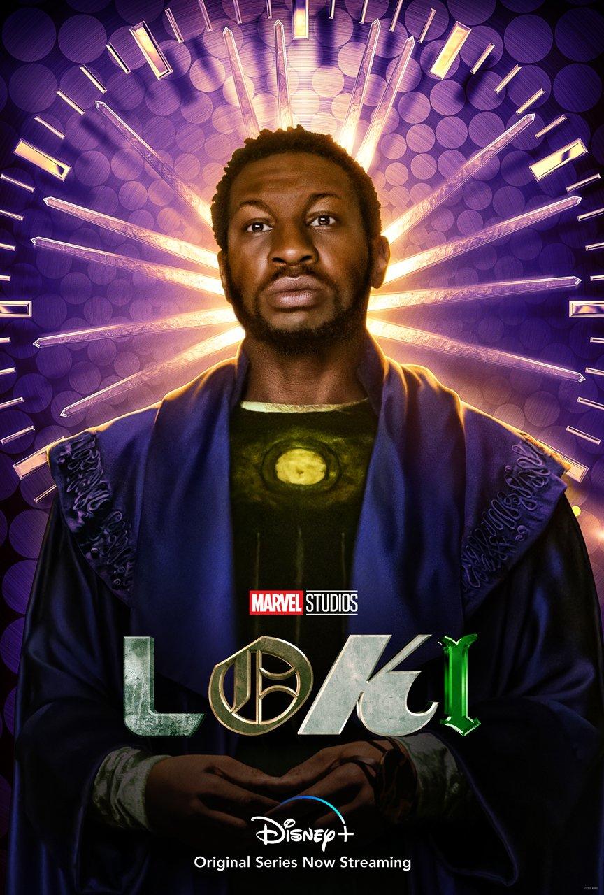 Loki Kang Character Poster
