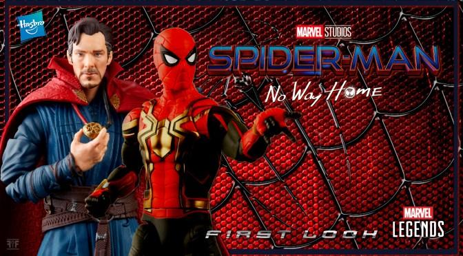 First Look | Spider-Man No Way Home Merchandise