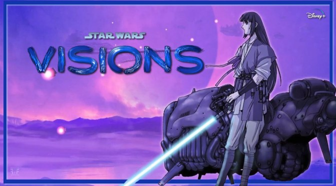 Star Wars Visions | Anime From A Galaxy Far, Far Away