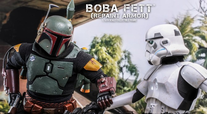 First Look | Hot Toys Reveals New Figures!