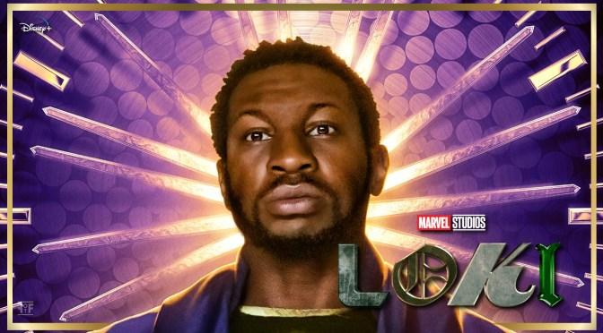 Marvel Studios' Loki | He Who Remains (Kang) Character Poster
