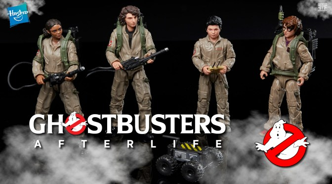 UPDATED: New Ghostbusters Afterlife Plasma Figures Unveiled By Hasbro