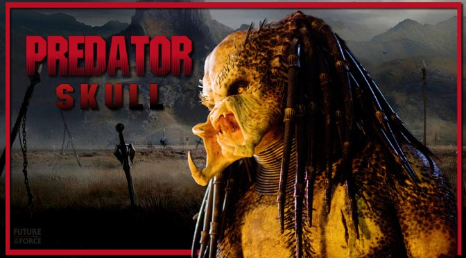 New 'SKULL' Predator Movie Nearly Finished Filming!