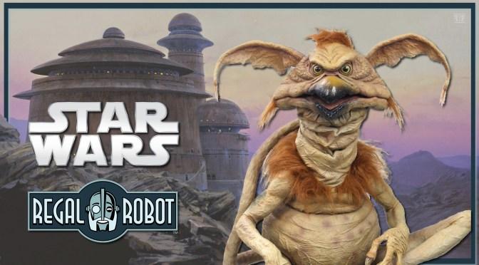 Regal Robot Announces Salacious Crumb Replica!