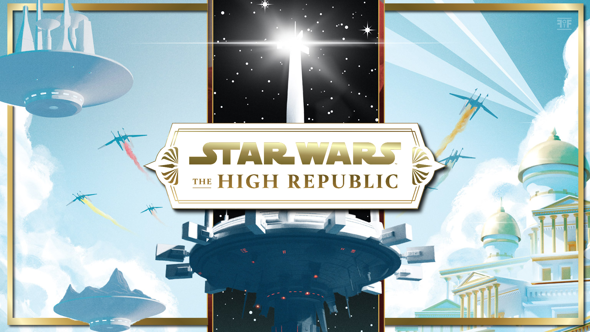 Comic-Con@Home | The High Republic Goes Dark In Wave 3