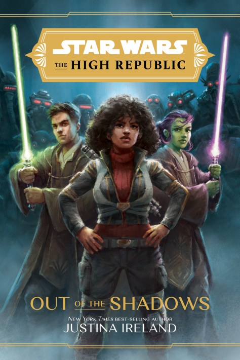 Star Wars The High Republic - Out Of The Shadows