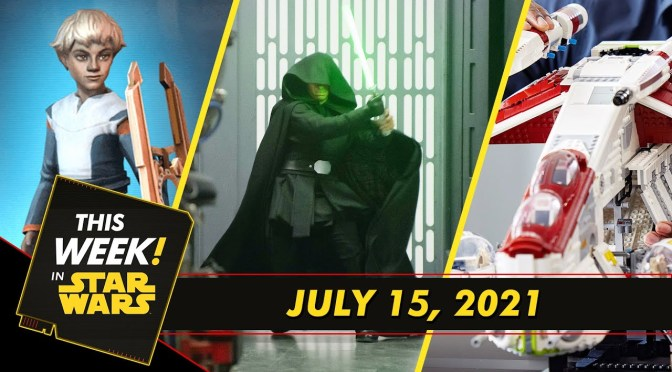 This Week In Star Wars | LEGO Ultimate Collector Series Unveiling, The Mandalorian Earns 24 Emmy Nominations, and More!