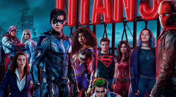 The Titans Season 3 Trailer Returns To Gotham City