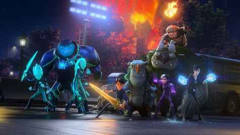 Trollhunters Rise Of The Titans 002