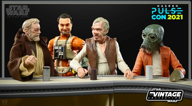 Hasbro Pulse Con 2021 | Trapper Wolf Is Coming To The Star Wars Cantina