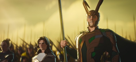 Loki in What If