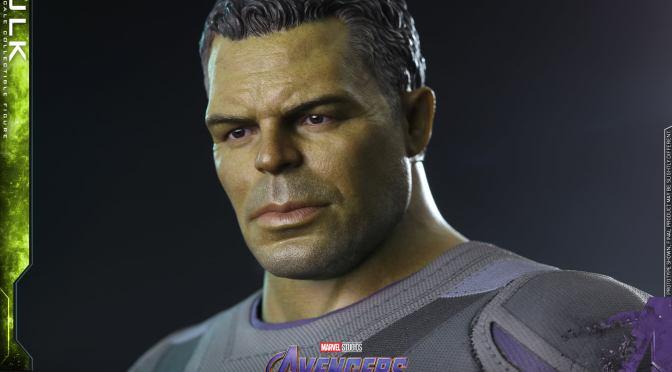 Hot Toys Shares An Update The Professor Hulk Figure (Avengers Endgame)
