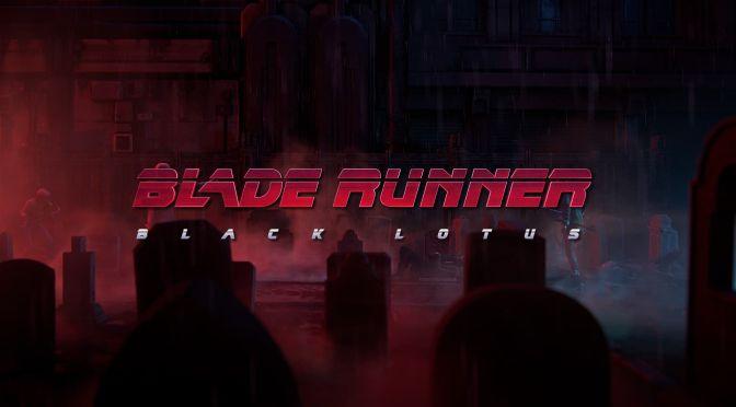 Opening For Blade Runner Black Lotus Anime Show Released!