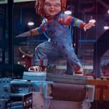 Childs Play 2 Iron Studios Chucky