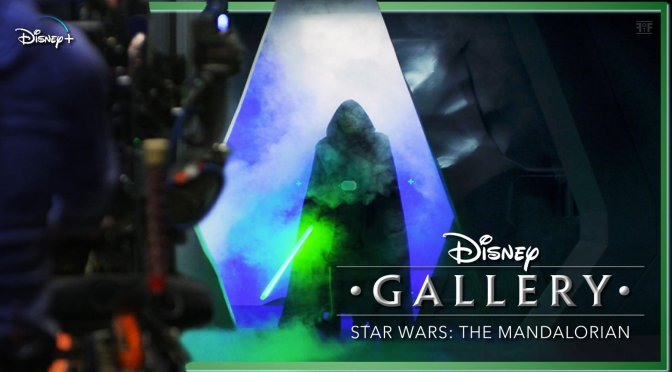 """Get """"A Good Feeling"""" From This Official Clip From Disney Gallery: The Mandalorian"""